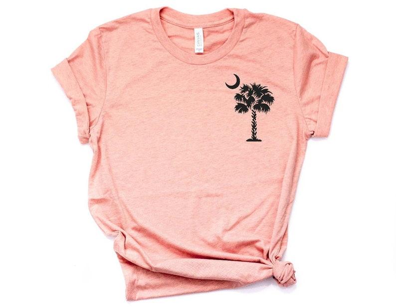 Beach Shirts for Women T Shirts Beach Vacation Girls Trip Palm  e89df2b8c