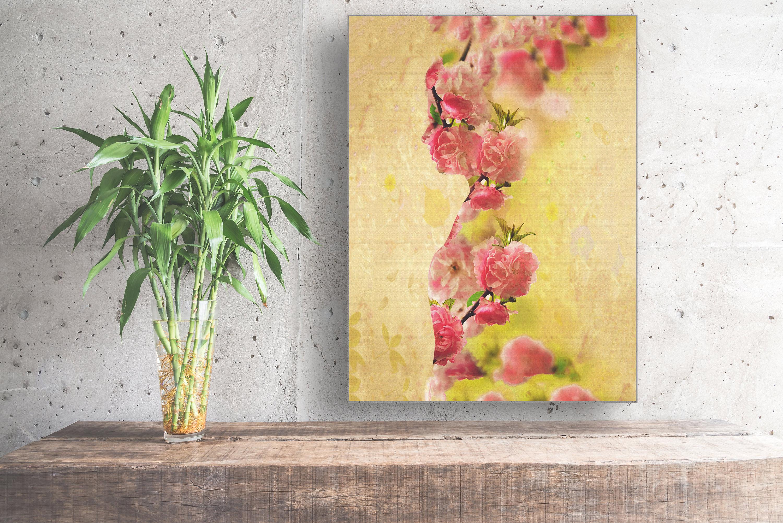 Wall Art Floral Prints Minimalist Prints Flower Print | Etsy
