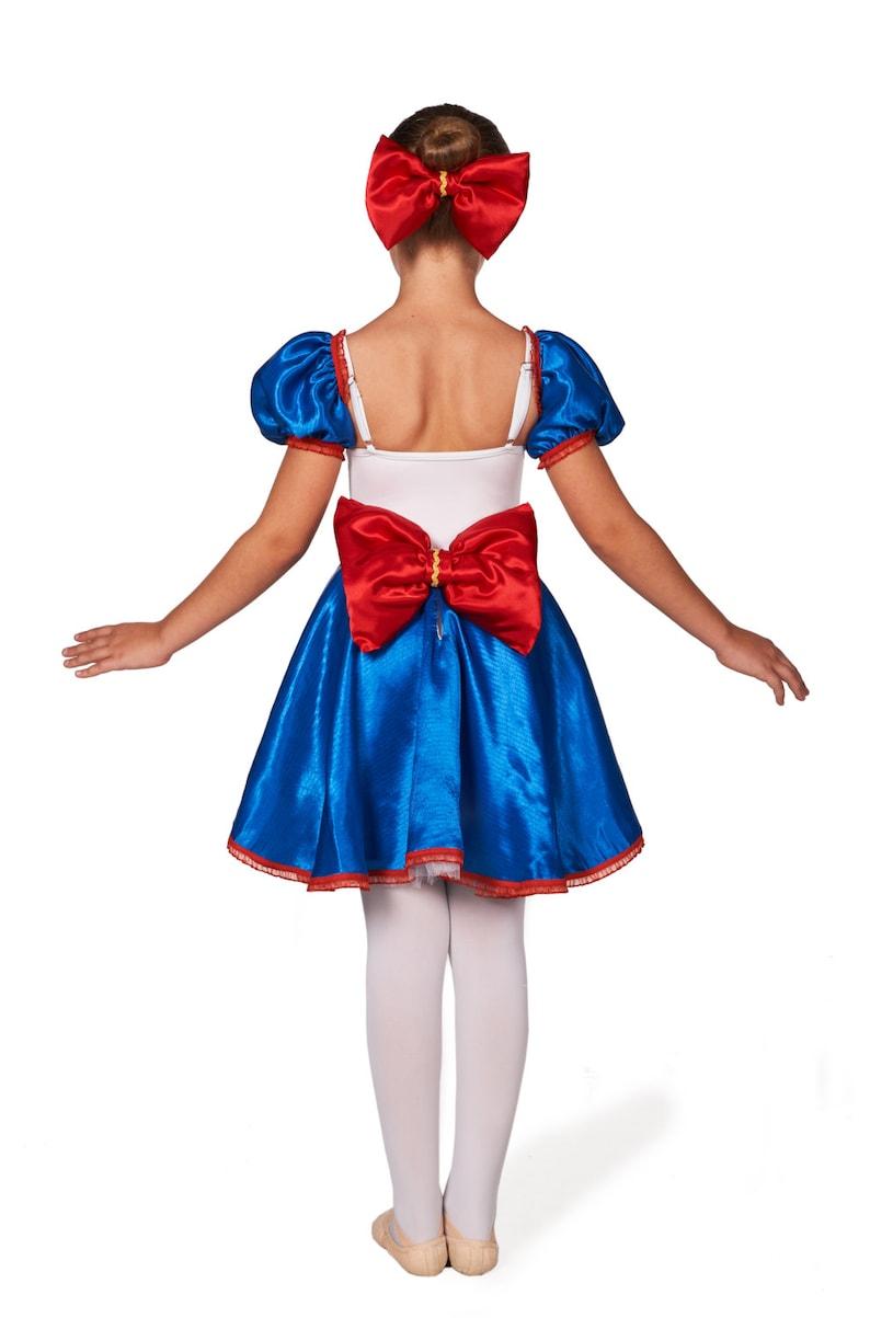 Toddler Halloween Costume Ballet Clothing Russian Costume Infant Costume Girls Costume Dance Skirt Ballet Skirt Custom Costume