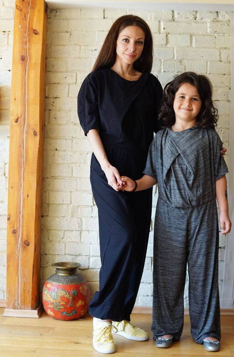08b15e068d5 Mom   Daughter matching Jumpsuits Mom and Daughter matching