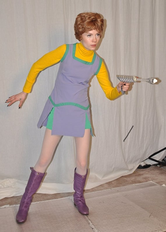 Judy Lost In Space 3rd Season Costume Cosplay Etsy