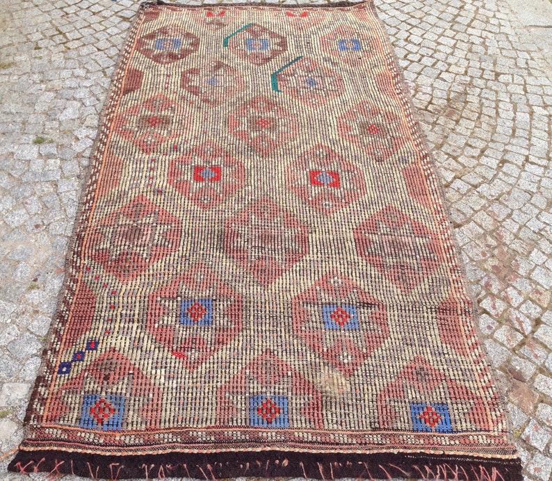 Oushak Rugs Alfombra Turca,Kilim Teppich Turkish Kilim Turkish Area Rugs Alfombra Turkish Rugs Small Rugs Vintage Turkish Kilim Rugs