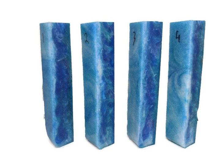 Pen Blank - Ocean - Alumilite