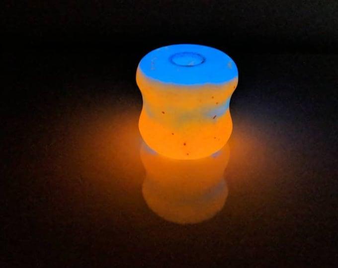 Paracord Lanyard Bead for EDC, Knive, Keyring or Flashlight - Glow