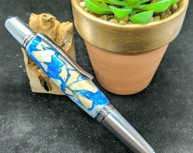Shark Tooth Pen - Fossil Pen - Handmade