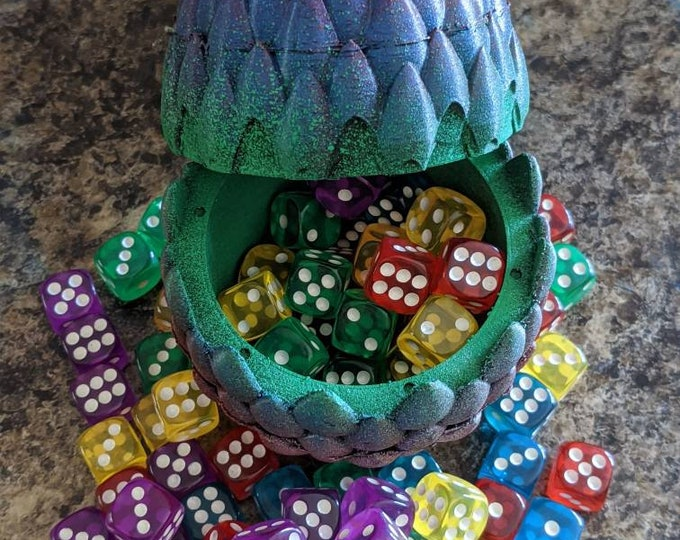 Dragon Egg Dice Cup - DnD Dice Cup