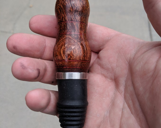 Wine Stopper - Wood - Handmade