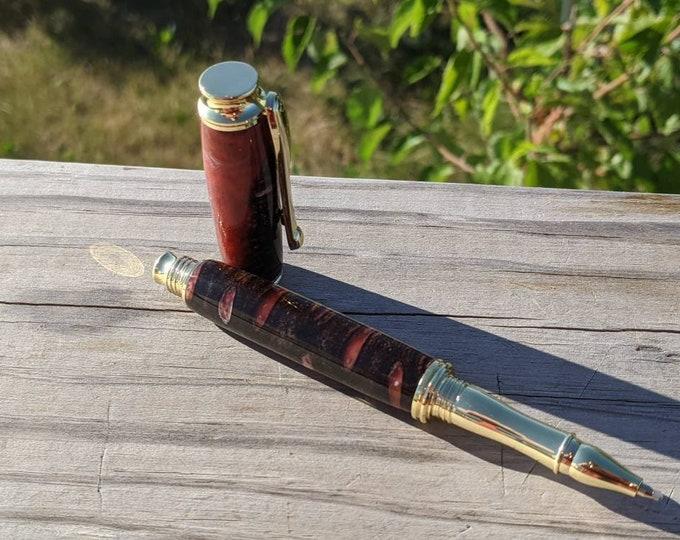 Rollerball Pen - Banksia Seed - Wood Pen