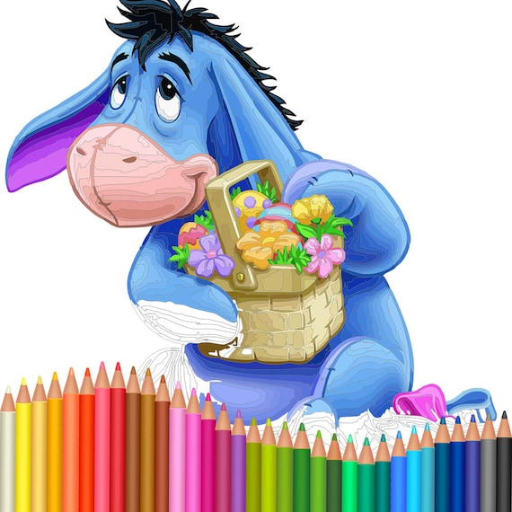 Fairy - Coloring Pages for Adults | 570x570