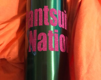 16 oz travel mug pantsuit nation