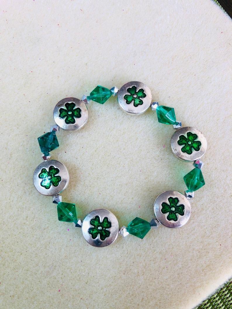 St Patrick\u2019s Day Bracelet