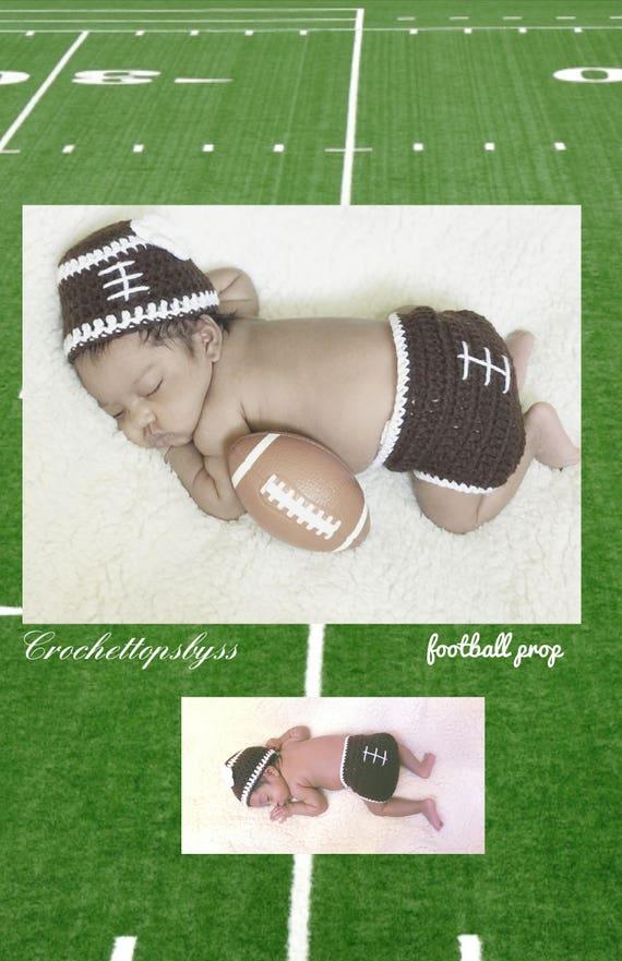 Football Boys Diaper Cover