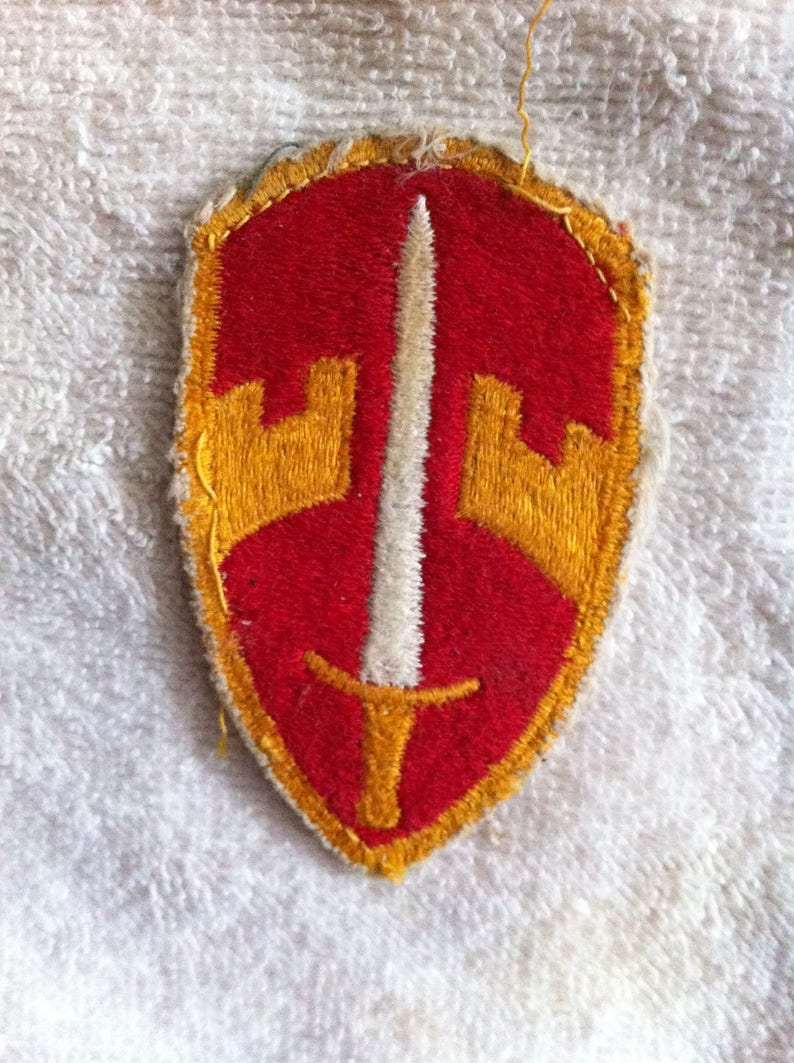 Vietnam Vietnam War US Military Assistance Command Patch MACV