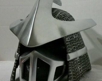 Shredder tmnt prop costume Cosplay helmet