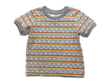 Size 2T - Star and Stripes T-Shirt!