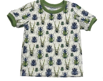 Size 5T - Beetle T-Shirt!