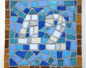 House Number, Mosaic Sign...