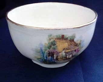Alfred Meakin Somerset Cottage Sugar Bowl