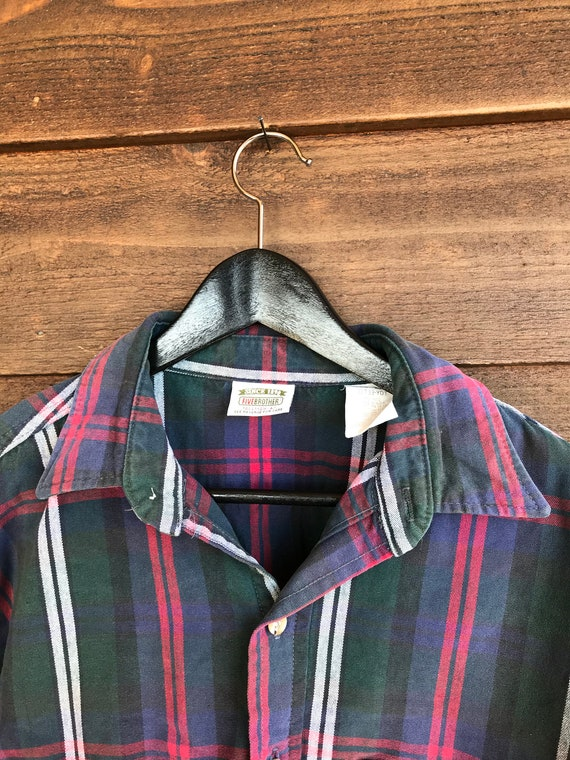 Vintage Long Sleeve Wrangler Shirt | Mens Long Sl… - image 3