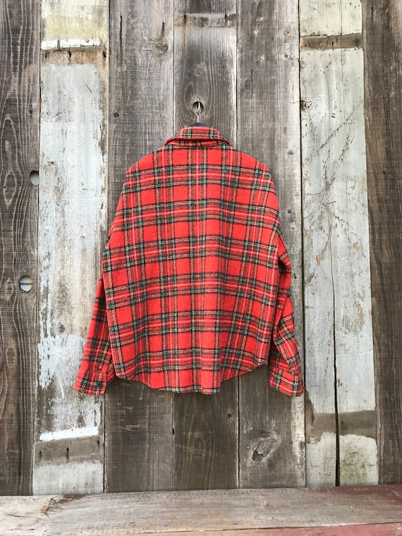 Beautiful Vintage Flannel Shirt | Thick Flannel S… - image 2