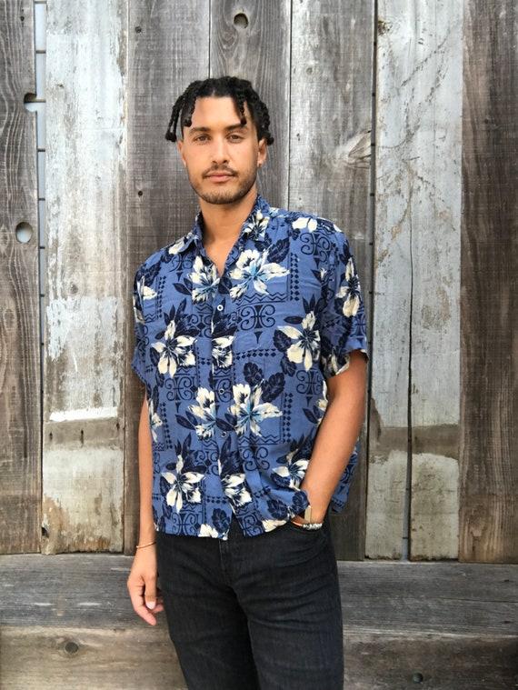90s Hawaii Polo Shirt
