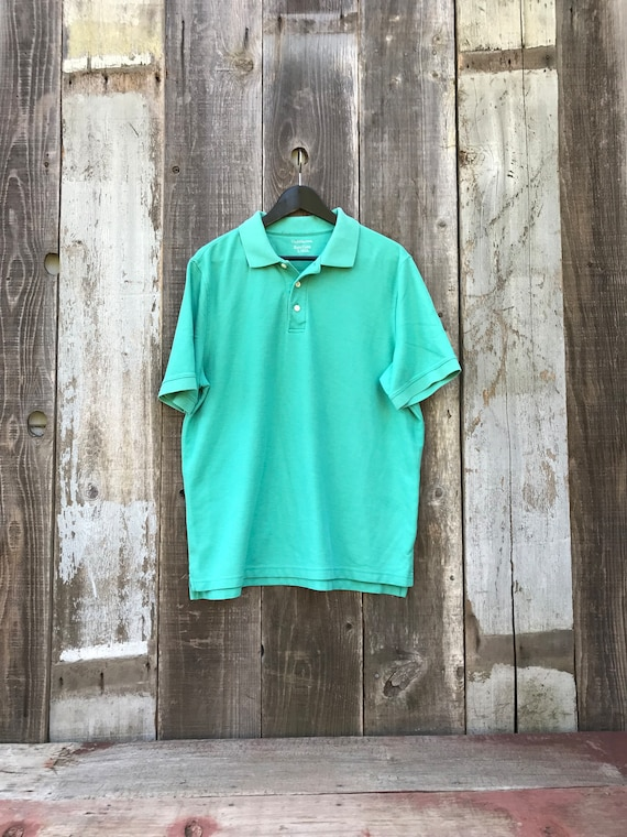 90s Craft&Barrow Polo Shirt | Vintage Polo Shirt |
