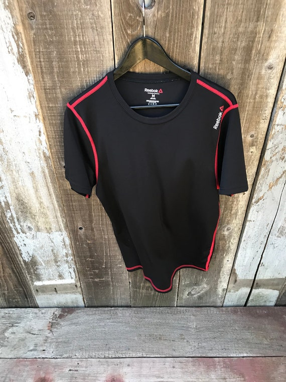 90s Reebok Workout Shirt | Medium Reebok Workout … - image 3