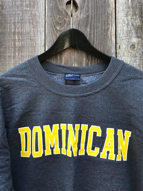 90s Dominican Sweatshirt | Mens Dominican Sweatsh… - image 5