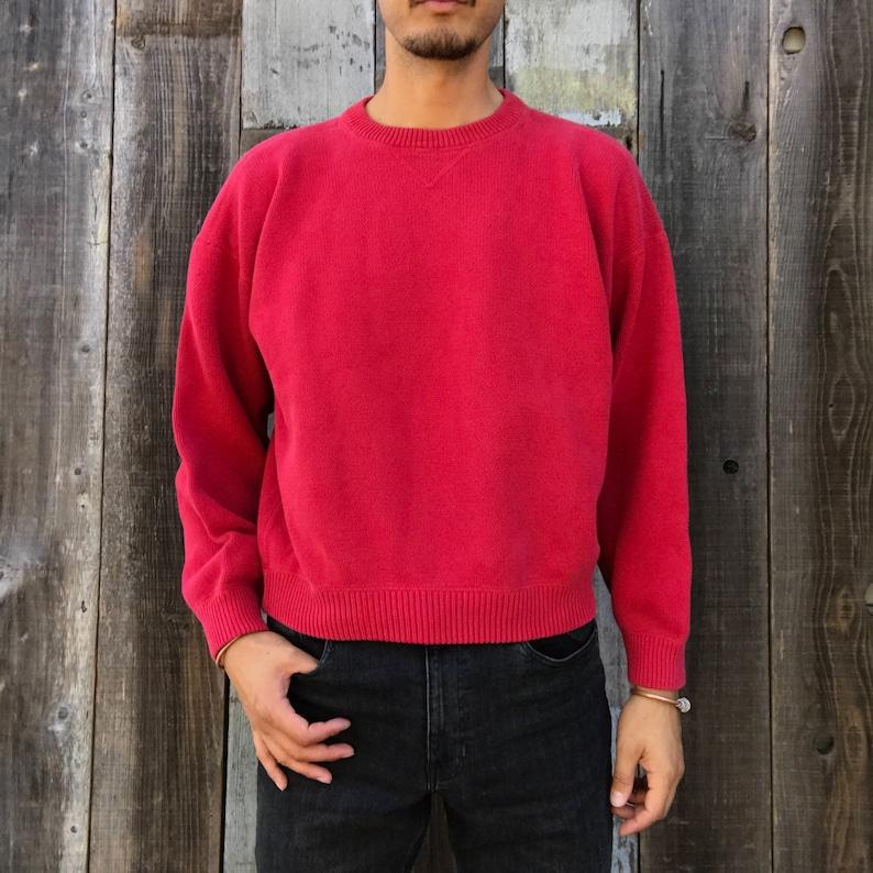 e7afd5751118c 90 s Eddie Bauer Sweater Vintage Eddie Bauer Sweater Pull   Etsy