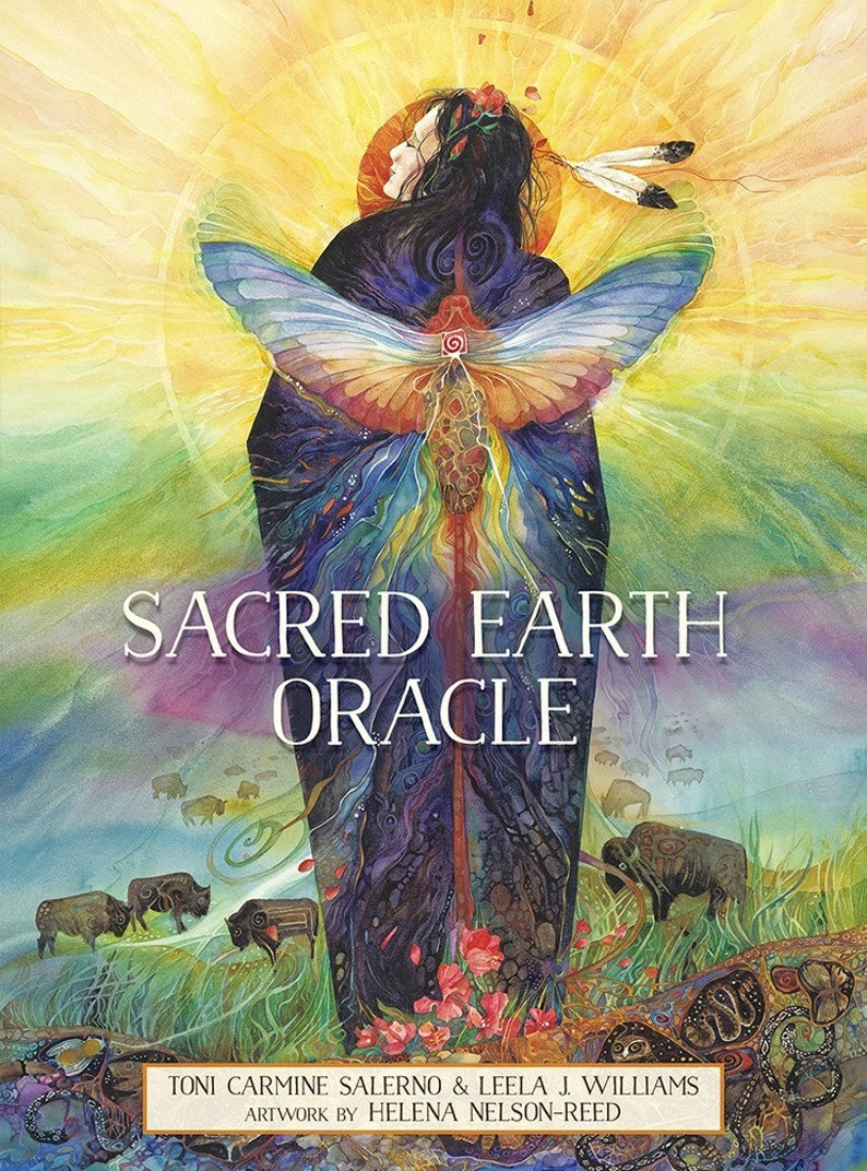 Sacred Earth Oracle  Commune with Wisdom and Wonder of Mother image 0