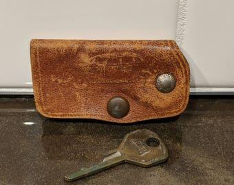 Vintage leather Key Case Holder 85371f55b