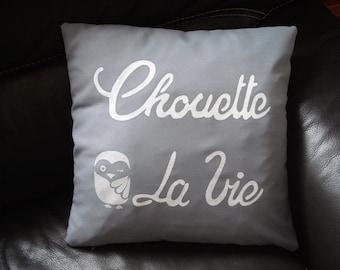 "Cushion ""good life"""