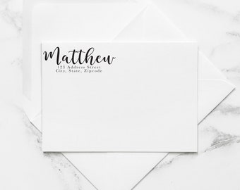Clear address labels | Etsy