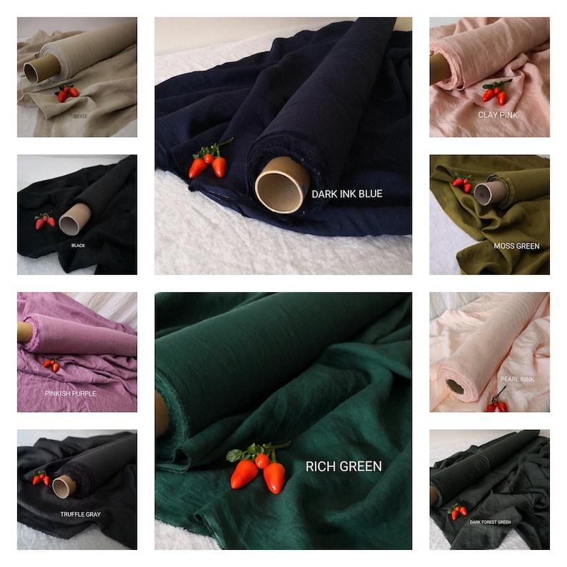 Men/'s linen robe Linen robe Handmade Organic linen robe Softened linen robe Natural linen robe Men/'s lounge wear Custom made robe