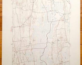 Salisbury map | Etsy