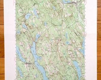 Long Lake Maine Etsy
