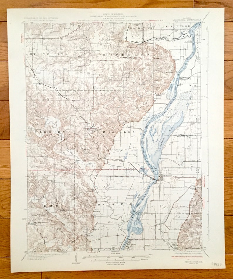 Antique Meredosia, Illinois 1931 US Geological Survey Topographic Map on great lakes us map, united states us map, rocky mountains us map, great plains us map, lake champlain us map, st. louis us map, lake of the woods us map, new york city us map, illinois map with highways, starved rock state park us map, illinois on us map, north america us map, iroquois county illinois map, illinois state us map, iowa us map, springfield us map, tennessee us map, lake erie us map, illinois river united states map, illinois river mississippi,