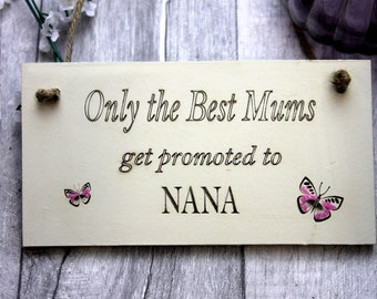 nana gifts sign nana gifts christmas gift for nana birthday gift for grandparents great nana gifts grandparents gift best nana