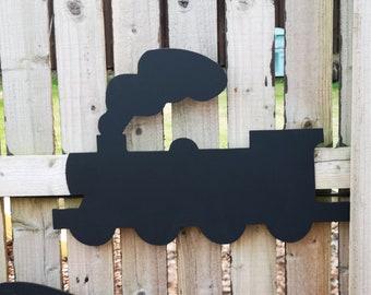 MadeAt94 Black Unicorn Chalkboard Blackboard Children Playhouse ...
