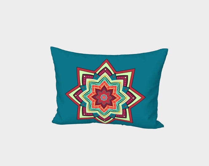 Printed Bed Pillow Sham - Soul Fuel