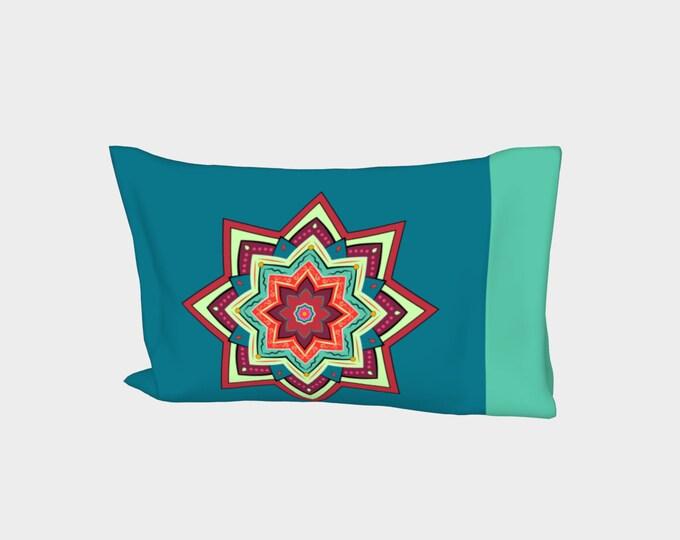Mandala Bed Pillow Sleeve - Soul Fuel | Mandala Pillowcase