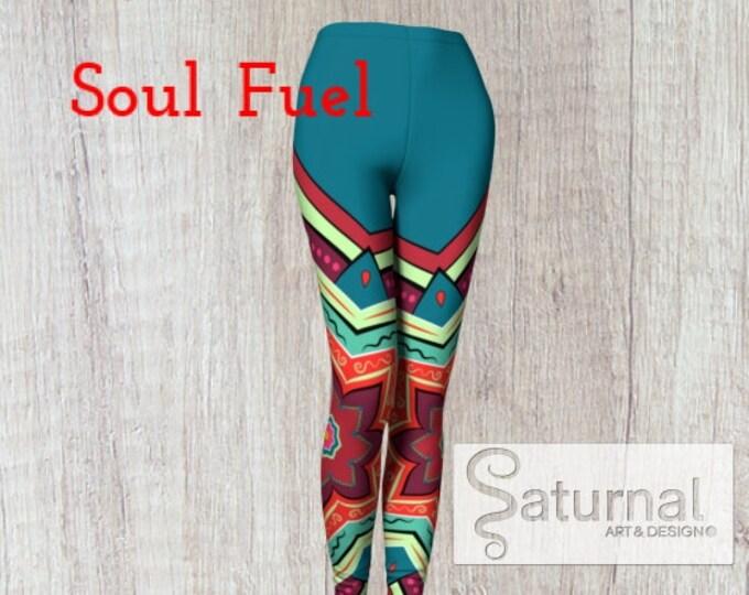 Leggings - Soul Fuel