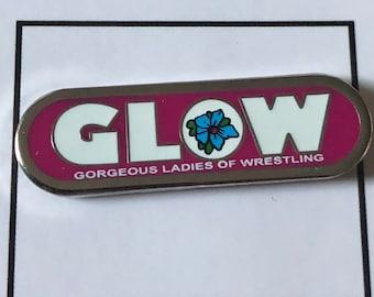 Gorgeous ladies of Wrestling Pin