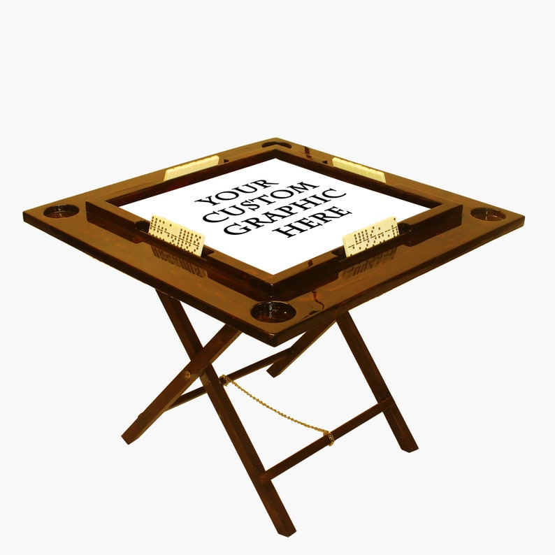 Cool Custom Domino Table Home Interior And Landscaping Ologienasavecom