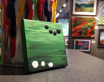 Mini Art from the La Grange Art League - #08