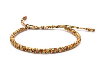 Tibet Armband - Rainbow