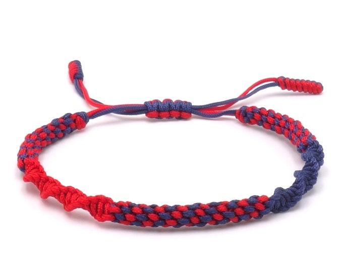 Tibet Armband - Wild Red