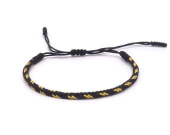 Tibet Armband - Style Black