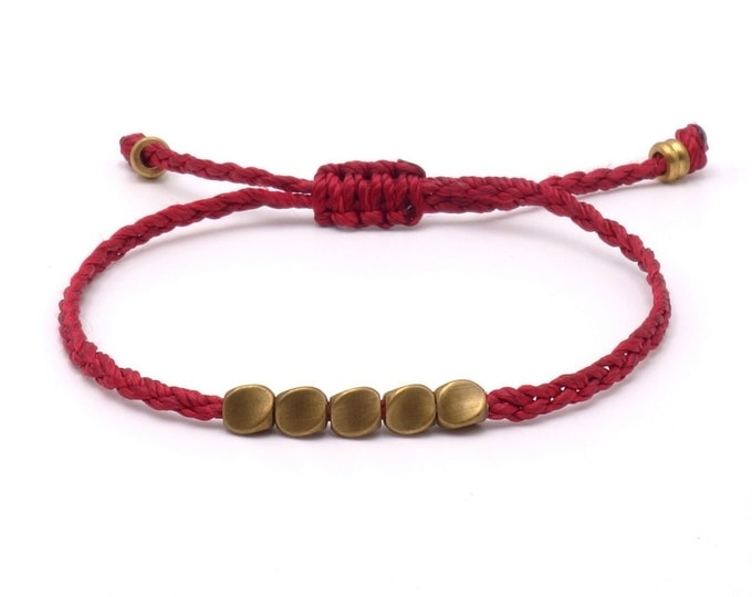 Tibet Armband - Copper