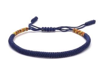 Tibet Armband - Blue